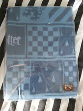 """VINTAGE HARRY POTTER CURTAINS BLUE 66"""" wide x 72"""" drop BNIB Never been used"""