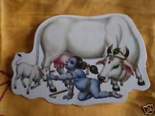 Aufkleber goa psy sticker indien Krishna Nandi India S