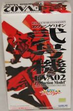 "EVANGELION : EVA02 ""TEST TYPE"" MODEL KIT MADE BY WAVE"