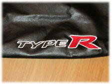 BONNET BRA HONDA CIVIC 8 2006 - 2012 WITH EMBROIDERED TYPE R LOGO STONEGUARD