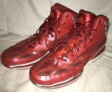 Adidas Adizero Crazy Light - Red - Men's Size 13. VGUC G66516