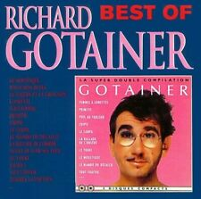 GOTAINER - double compilation Best Of 34 titres CD boitier classique - NEUF RARE