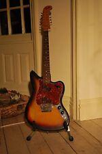 1966 12 STRING FENDER ELECTRIC XII,GUITAR WITH ORIGINAL CASE.HOCKEY STICK HEAD