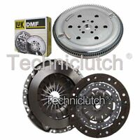 NATIONWIDE 2 PART CLUTCH KIT AND LUK DMF FOR FORD MONDEO ESTATE 1.8 16V