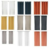 Pair of IKEA Curtains Net  145/300cm Panel Curtains