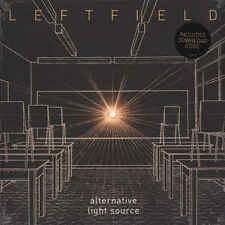 Leftfield ‎Alternative Light Source Vinyl 2LP NEW Inc Download