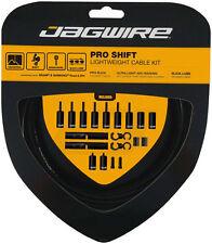 Jagwire Pro Shift Cable Kit Road/Mountain SRAM/Shimano, Black