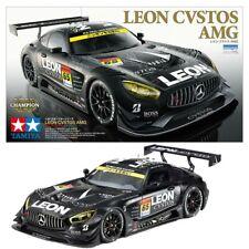 TAMIYA 24350 Mercedes GT3 Leon CVSTOS AMG 1:24 Plastic Model Assembly Kit