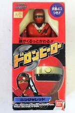 "Bandai Super Sentai Power Rangers Red Alien Ranger 6"" Action Figure W/ Box [R]"