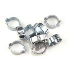 Ø 13/15 mm Lot de 10 Colliers de serrage à oreilles Prevost