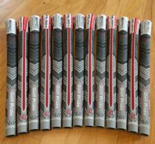 NEW! 13 Golf Pride MCC Plus4 ALIGN Standard Golf Grips  Grey