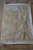 Noaa Nautical Map Puget Sound US West Coast Washington Boating Navigation Decor