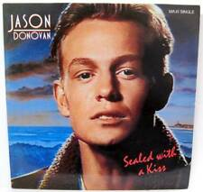 Jason Donovan - Sealed with a Kiss. Maxi