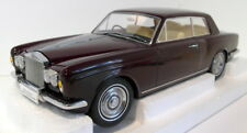 Paragon 1/18 Scale PA-98204R Rolls Royce Silver Shadow MPW 2dr Coupe Burgundy