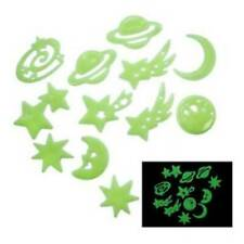 Wall Glow In The Dark Star Fluorescent Stickers Kid's Bedroom Room Decor QK