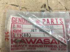 Jet Needle   KX125 A4   16009-1021   GENUINE Kawasaki NOS