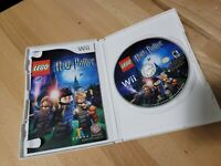 LEGO Harry Potter: Years 1-4 (Nintendo Wii, 2010) 100% Complete  DISC A++