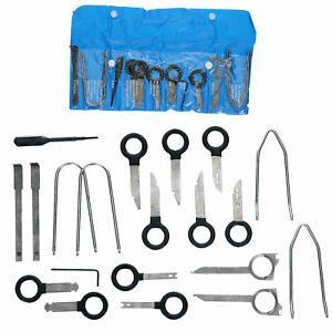 D'outils de suppression d'autoradio Unité principale stéréo Clés d'outils