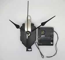 mécanisme horloge quartz à balancier + aiguilles poire + sonnerie westminster