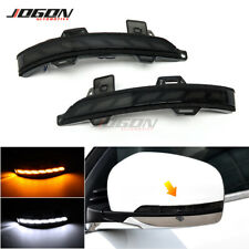 LED Dynamic Turn Signal Light Side Mirror Lamp For Jeep Grand Commander 2018-20