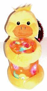 New Yellow Duck Silver One Kids Cuddly Friends & Fleece Throw Blanket 2pc Set