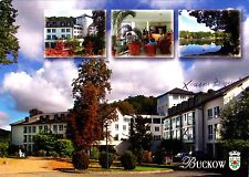 Buckow , Reha-Klinik Märkische Schweiz , 2005 gelaufene Ansichtskarte