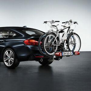 Genuine BMW Bicycle Rack Carrier Bike Holder Car Transport Pro 2.0 LHD