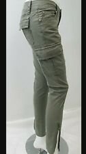 Miss Me Cargo Pants Skinny CP1246A SZ 27x30 Military MSRP $89 Color Olive Green