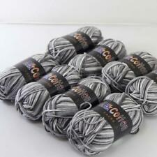 AIP Soft Baby Cotton Yarn New Hand dyed Wool Socks Scarf Knitting 8Skeinsx50g 07