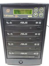 Copystars Dvd Duplicator 24X CD-DVD-Burner 1 to 3 SmartPro DVD Duplicator Tower