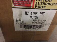 Carrier motor HC41AE195 (NEW)