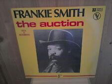 "FRANKIE SMITH the auction 12"" MAXI 45T"