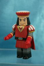 Medicom Toy DreamWorks Disney Shrek Kubrick Mini Figure Lord Farquaad