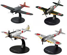 Lot de 4 Avions WW2 Japonais Nakajima 1/72 militaire diecast DeAgostini