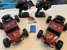 1/16th 2.4ghz rc rock racers - Mini crawlers