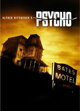Psycho New Sealed Dvd Alfred Hitchcock