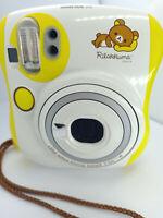 Fujifilm Instant camera Instax Mini 25 San-X Rilakkuma with 10 film pack Kawaii