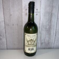 RARE PROMO '09 BIOSHOCK 2 Arcadia Wine Bottle Something In The Sea Promotional