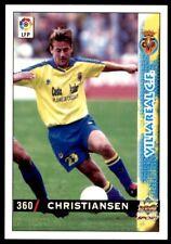 Mundicromo Las fichas de la Liga 98 99 Cristiansen Villareal No. 360