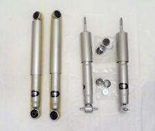 4 New LoTek Gas Struts/Shocks for 2WD SILVERADO 1500 GMC SIERRA 1500 99- 06