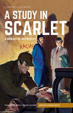 Classics Illustrated Hardback A Study in Scarlet (Sherlock Holmes) (Conan Doyle)