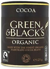 Green & Blacks | Cocoa Powder - organic | 1 x 125g