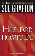 H Is for Homicide by Sue Grafton (2007, Paperback, Reprint)