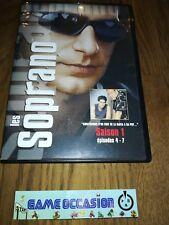 LES SOPRANO SAISON 1 ÉPISODES 4-7 DVD VF VO