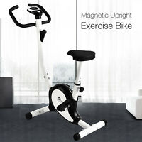 Stationary Exercise Bike Fitness Cycling Bicycle Gym Training Cardio Workout