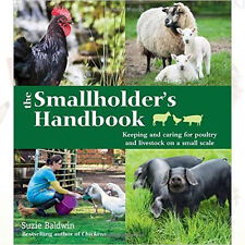 The Smallholder's Handbook By Suzie Baldwin, New Paperback 9780857832726