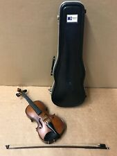 "2006 Glaesel VA203E5 JR 13"" Natural Antonius Stradivarius Viola w/ Case ++LOOK++"
