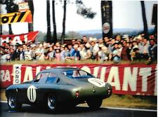 ASTON MARTIN DP212 GRAHAM HILL RICHIE GINTHER 1962 LE MANS 24 HOURS HEURES PHOTO