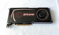 Used EVGA GeForce GTX570 1280MB GDDR5 32-bit 1.25GB Video Card 012-P3-1572-AR