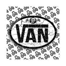 VANS STICKER VAN CAMPER T4 T5 RETRO OLD SCHOOL VINTAGE, self adhesive vinyl, new